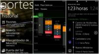 Nokia actualiza la beta de Transport para su gama Lumia