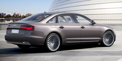 Audi A6 L e-tron, confirmado para China