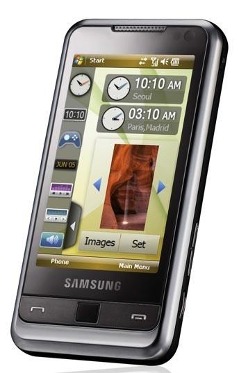 Samsung Omnia ya con Vodafone
