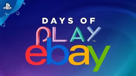 Days of Play + cupón PARATECH en eBay: combinación ganadora para estrenar una PS4 o un DualShock 4