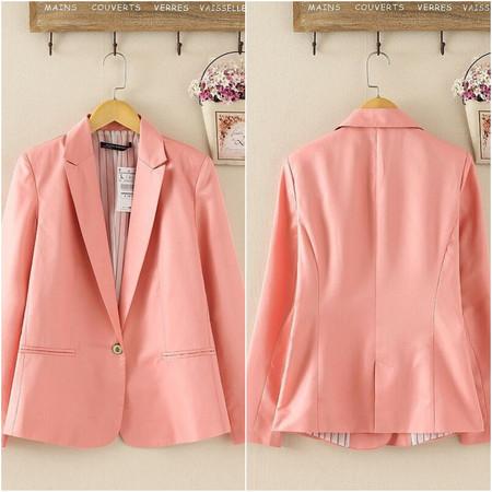 baratas para descuento f8c52 0547b En Aliexpress tienes esta blazer en varios colores por 4,43 ...