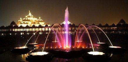 Un nuevo templo hindú inspirado en Disney