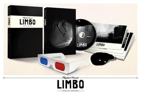 'Limbo' llega al formato físico (Mac y PC), y con gafas en 3D