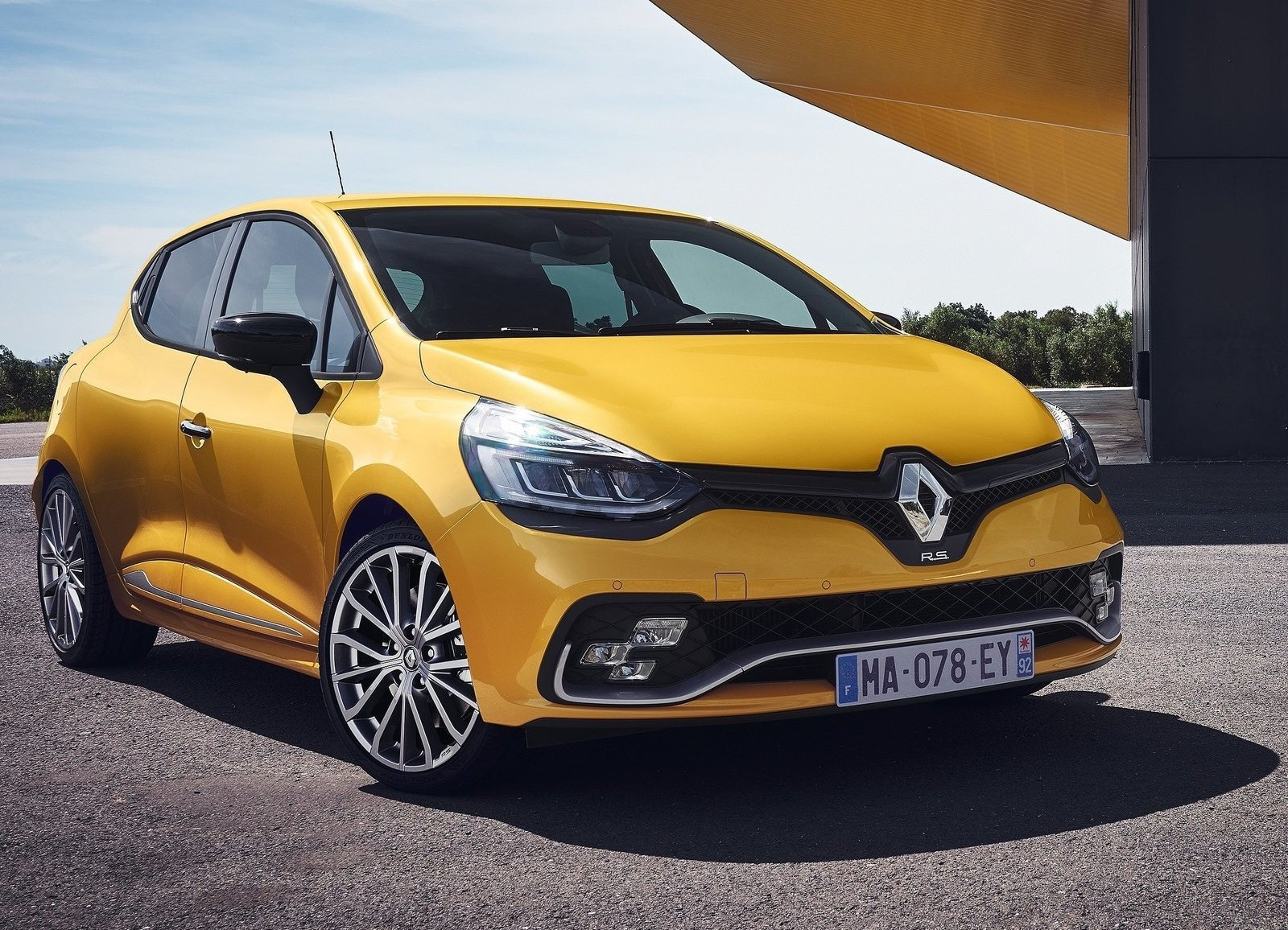 Foto de Renault Clio R.S. 2017 (1/14)