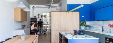 Hølte, un peculiar estudio de diseño en Londres que personaliza cocinas de IKEA