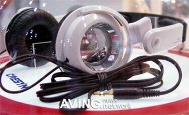 Cresyn CS-HP500, auriculares transparentes