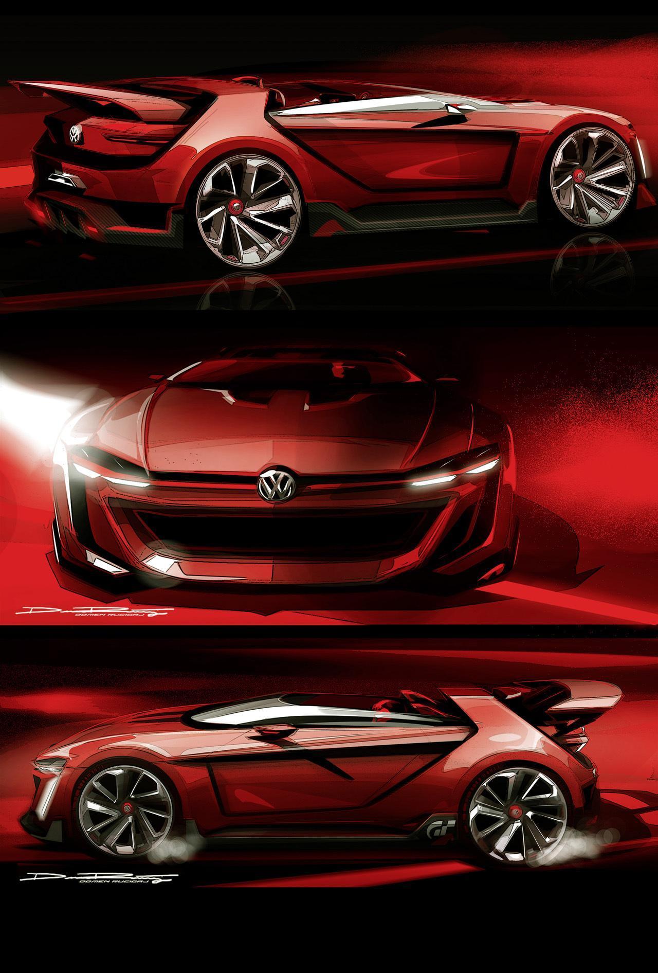 Foto de Volkswagen GTI Roadster Vision Gran Turismo (7/12)