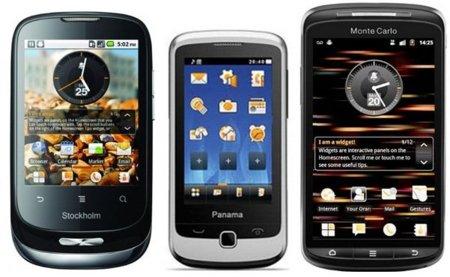 Orange también lanza el Samsung Galaxy S Plus junto a nuevos teléfonos de marca blanca con Android en prepago