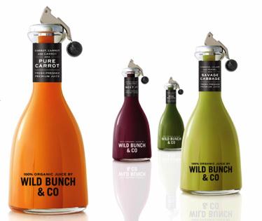 Wild Bunch & Co, la envidia de todos los zumos