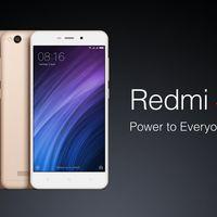 Xiaomi Redmi 4A, en versión global con 4G para España, por 90,99 euros