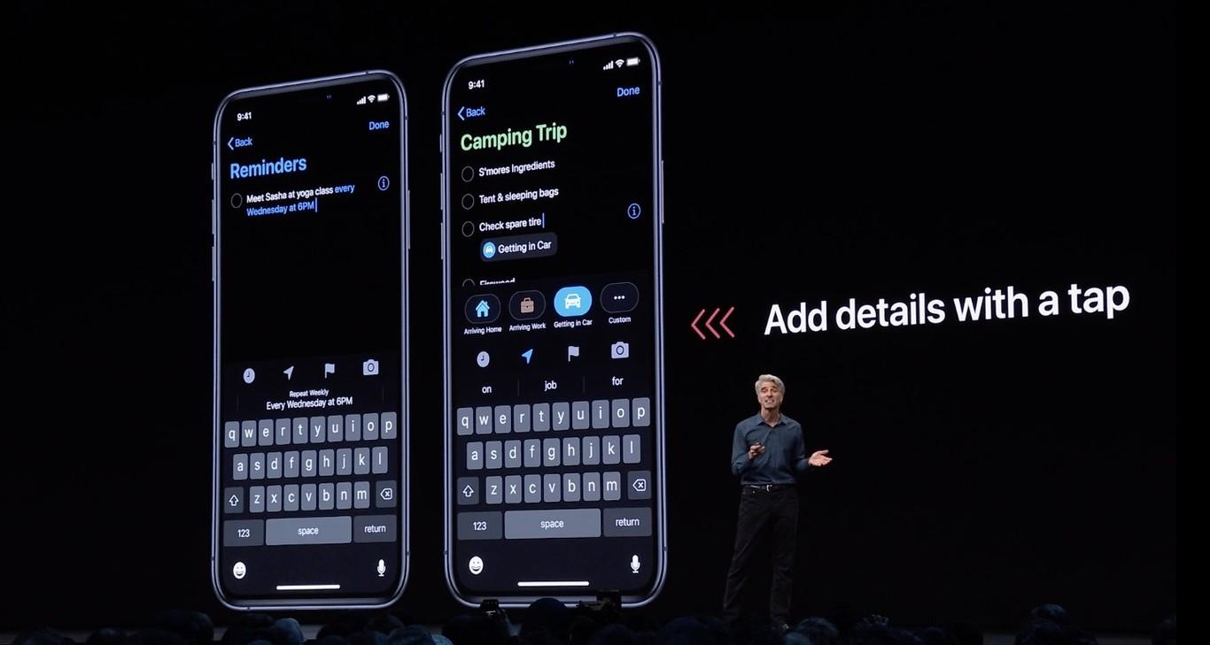 Durante la Keynote de Apple se presentó iOS 13 y iPadOS