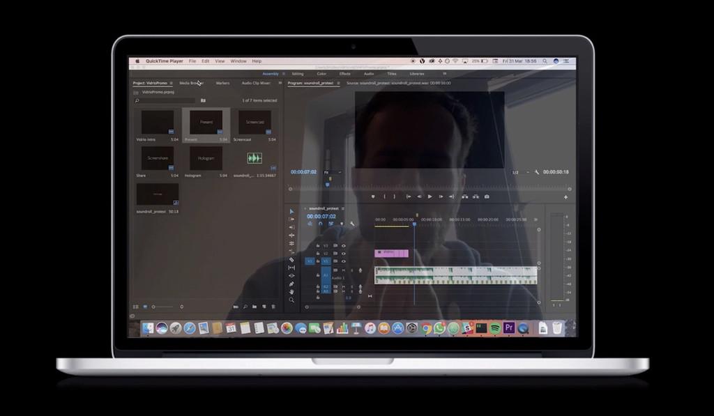 Esta app para macOS hace que las videollamadas se sientan futuristas al integrarte con el fondo, y está gratis por la cuarentena