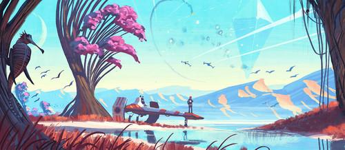 13 obras de ciencia ficción para disfrutar si te gusta No Man's Sky