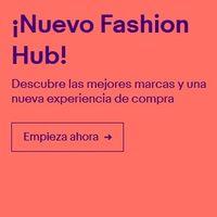 Fashion Hub de eBay: miles de artículos de moda con hasta un 50% de descuento y envío gratis