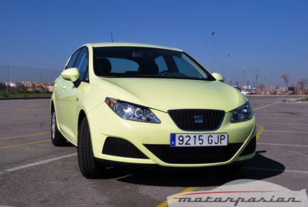 SEAT Ibiza Ecomotive, prueba de consumo (parte 3)
