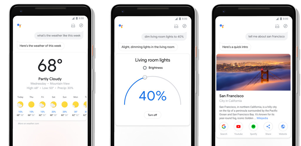 this is the new Wizard interface for Google: we reviewed all their news