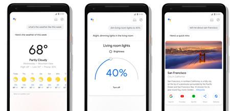 Así es la nueva interfaz de Asistente de Google: repasamos todas sus novedades