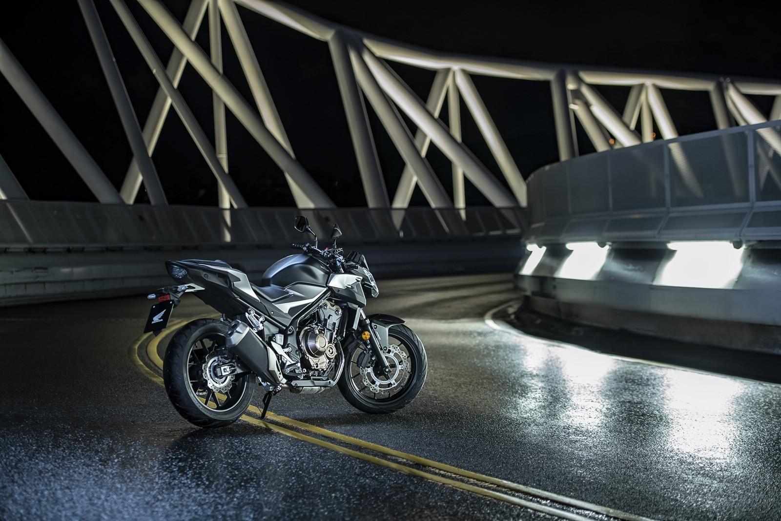 Foto de Honda CB500F 2019 (17/51)