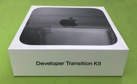 Apple Developer Transition Kit