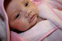 Cuidados del recién nacido: el baño tras la caída del cordón