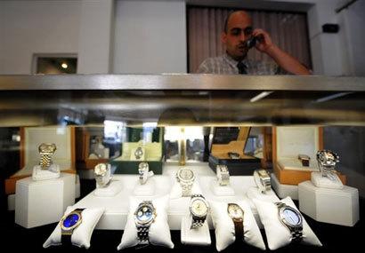 Relojes Rolex en The Dina Collection
