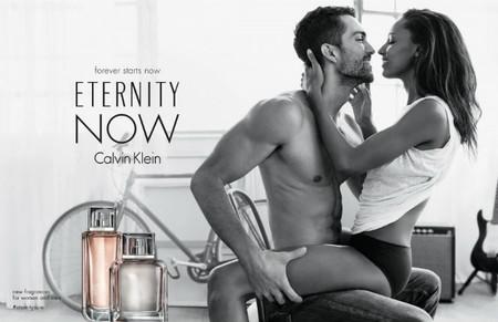 Calvin Klein Eternity Now Fragrance Campaign Tobias Sorensen Jasmine Tookes 900x582
