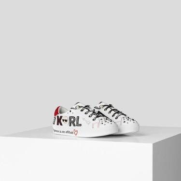 Las zapatillas más molonas de Karl Lagerfeld las tienen en El Corte Inglés y están en nuestra lista de deseos de Navidad