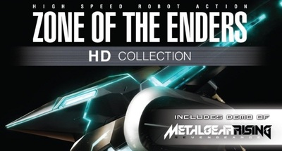 'The Zone of the Enders HD Collection', fecha de salida en España con regalito bajo el brazo