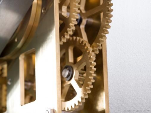 Foto de Continue Time, reloj de Sandler Mulder (1/5)