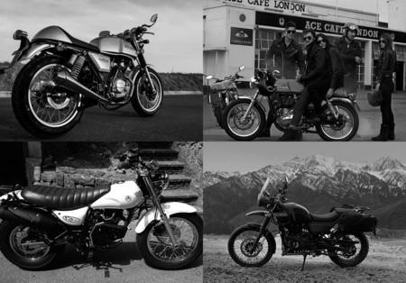 ¡Estilo para TODOS! Aquí tienes seis motos retro de 125 cc por menos de 4.000 euros