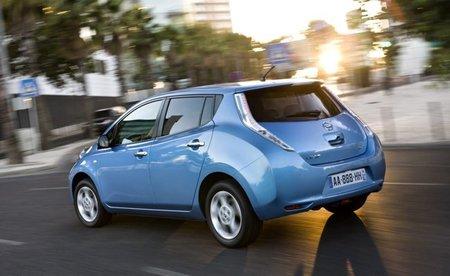 7.550 Nissan LEAF vendidos hasta la fecha (en todo el mundo)