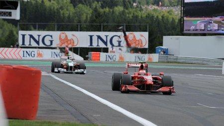 Kimi Raikkonen cree que Ferrari tendrá un buen fin de semana en Bélgica