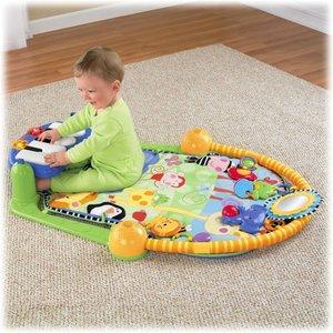 Instrumentos musicales para bebés: jugando a ser músicos