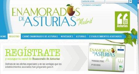 Ahorra en Asturias con el carné de 'enamorados'