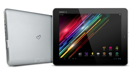 Energy sistemi10 tablet android 4.0