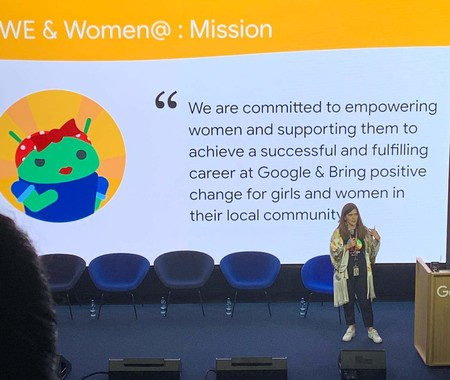 Sabela Morales Evento 15 Years Of Google Zurich With Women In Tech 19 09 2019 1