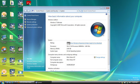 ¿Windows 7 RTM filtrado? Parece que no