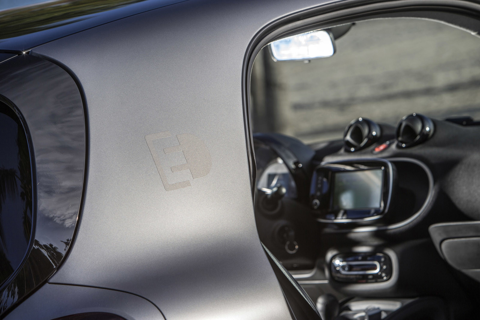 Foto de smart fortwo Electric Drive, toma de contacto (218/313)