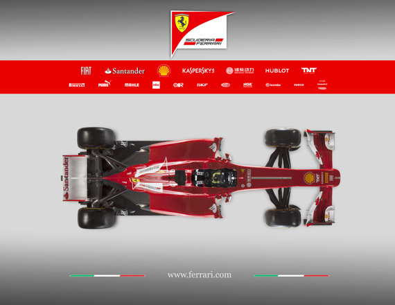 Foto de Sesión fotográfica Ferrari F138 (7/7)