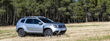 Probamos el Dacia Duster GLP: un SUV con etiqueta ECO al que le falta consistencia