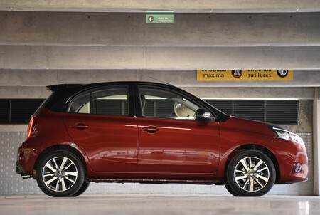 Nissan March 2021 Opiniones Prueba Mexico 13