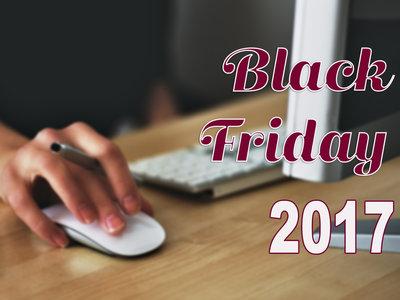 Las mejores ofertas de Black Friday en hosting y dominios para montar tu web