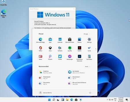 Microsoft confirma accidentalmente en dos acciones distintas, el nombre de Windows 11