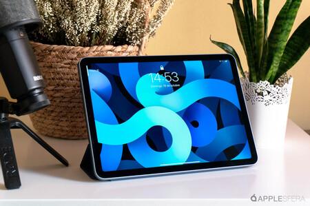 El iPad Air (2020) cuesta 50 euros menos en Amazon: nuevo diseño y todo el músculo del chip A14 por 599 euros