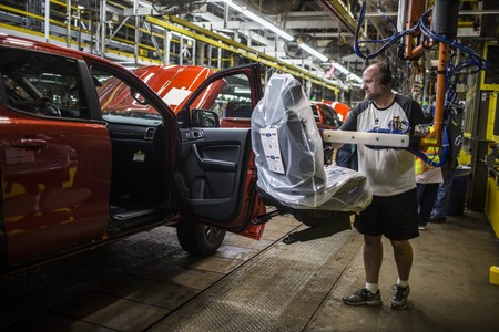 Ford Ranger Fabrica
