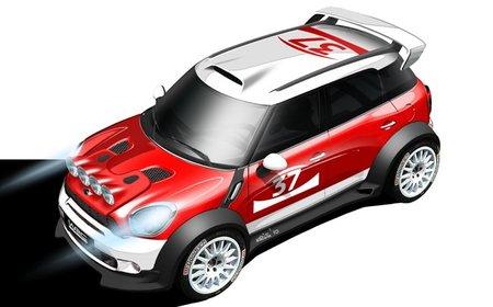 Mini confirma su vuelta al mundo de los rallyes
