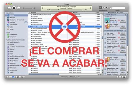 Truco: Como ocultar las flechas de la iTunes Store en iTunes 8