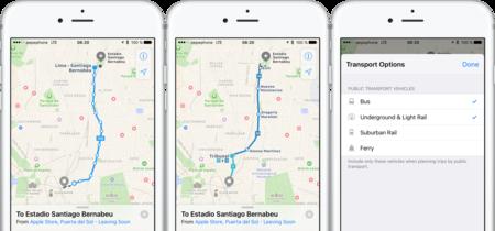 La espera (por fin) ha terminado: llegan las indicaciones de transporte público de Apple Maps en Madrid