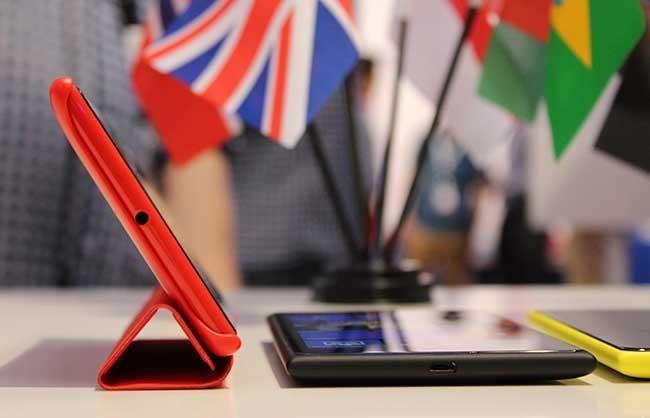 Nuevos accesorios para los Nokia Lumia 1520