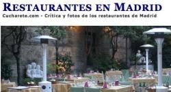 Cucharete un blog de restaurantes en Madrid
